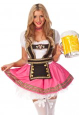 Oktoberfest Maid Costume Fancy Dress