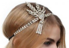 1920s Flapper Headband Piece