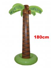 180CM PALM TREE FANCY DRESS DECORATION HAWAIIAN BEACH PARTY