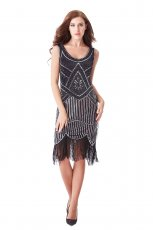 1920s Vintage Great Gatsby Charleston 20s Flapper Fancy Dress