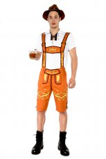Mens Oktoberfest German Costume