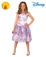 Child Deluxe MAL DESCENDANTS Isle Disney Costume Girls Fancy