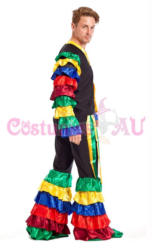 flamenco dancer costume for men