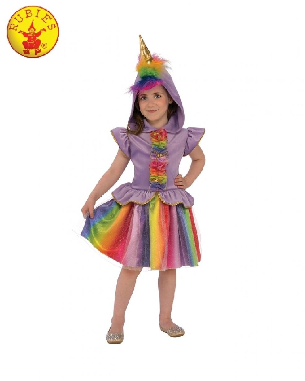 1f65c59012ce More Views. Rainbow Unicorn Girls Fancy Dress Fairy Tale Book Day Animal Kids  Childs Costume