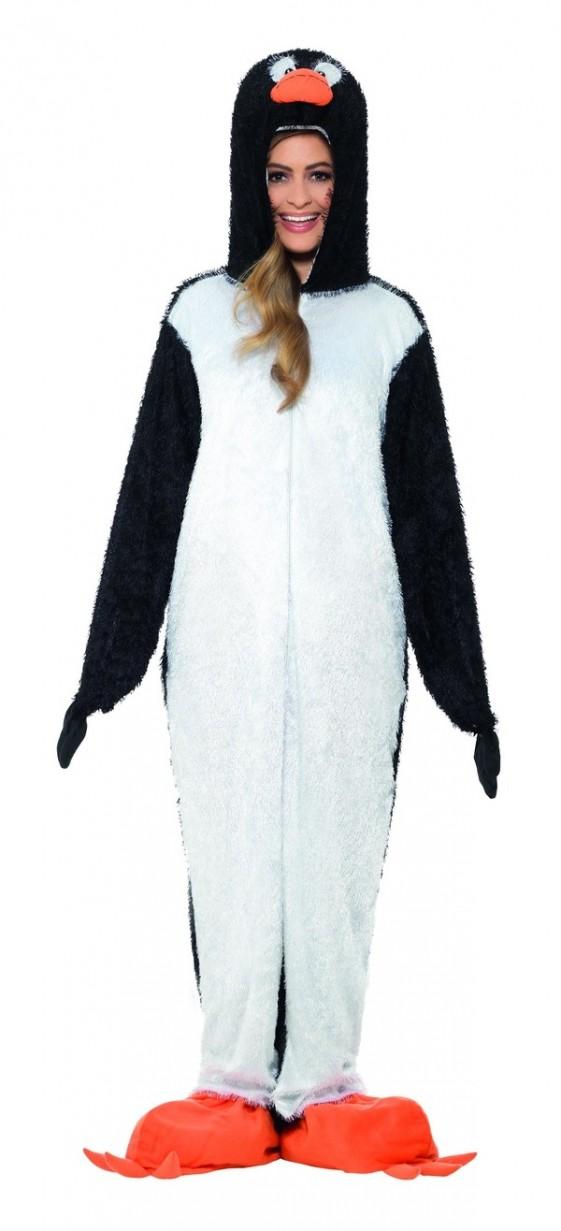Unisex Penguin Animal Onesie Adult Kigurumi Cosplay