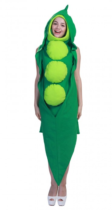 Peas Costume Adult
