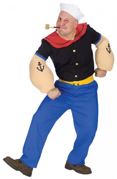 Popeye Sailor Costumes VB-3015