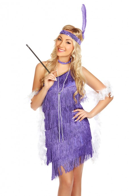 1920s flapper costumes LH-122P