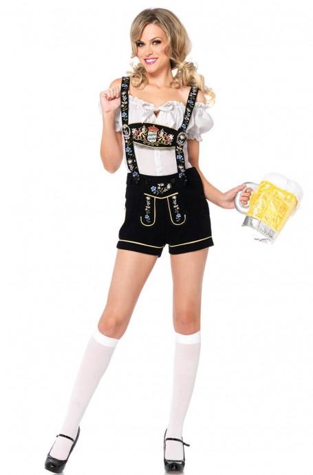 German Bavarian Heidi Costume lb5002