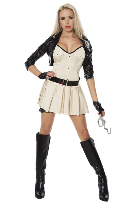 Police Costumes LB-4007_1