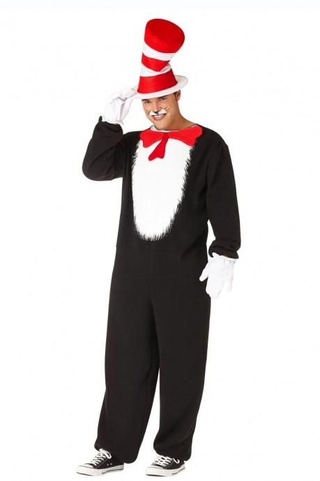 DR SEUSS CAT IN THE HAT JUMPSUIT PP1001