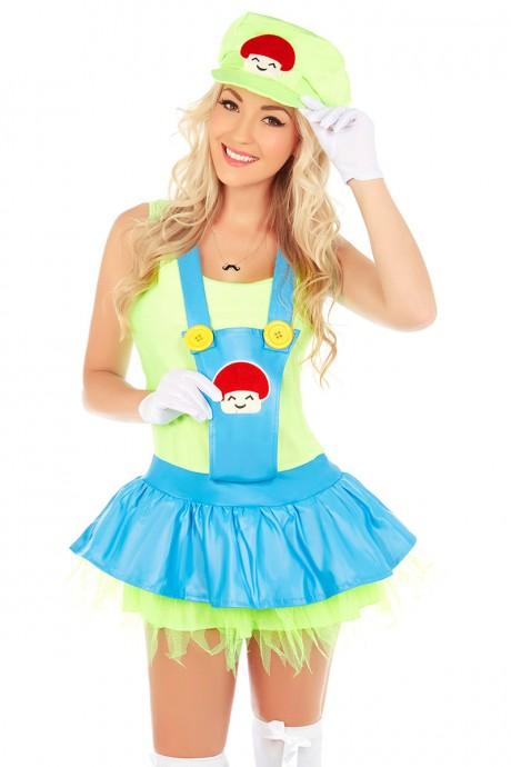 Luigi Costumes LH-133G