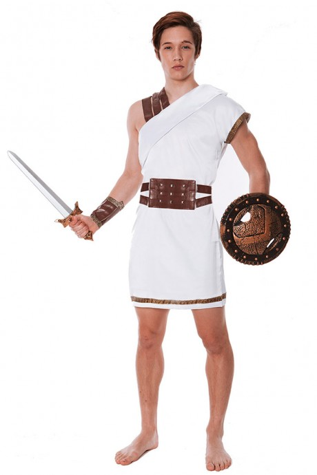 Roman Greek Warrior Gladiator Costumes LH-204