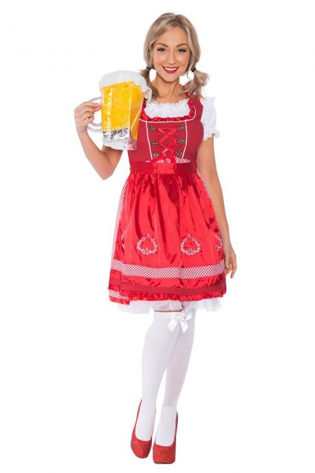 Ladies Wench German Costume lh302r
