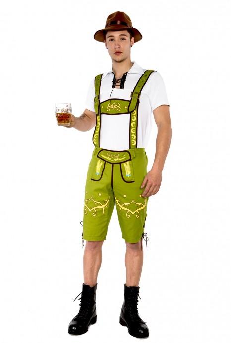 Mens Oktoberfest Costume no hat lh215gnohat
