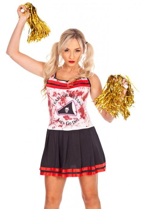 Cheerleader Costumes LH-116
