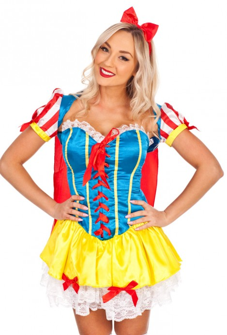 Snow White Costumes LZ-8799