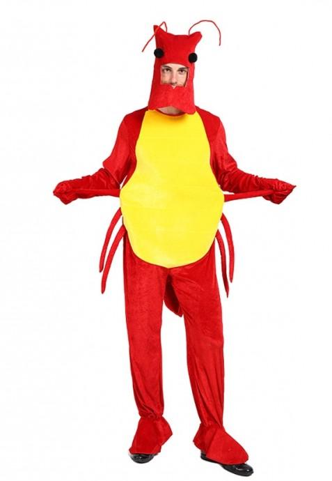 Adult Lobster Shrimp Costume lp1030