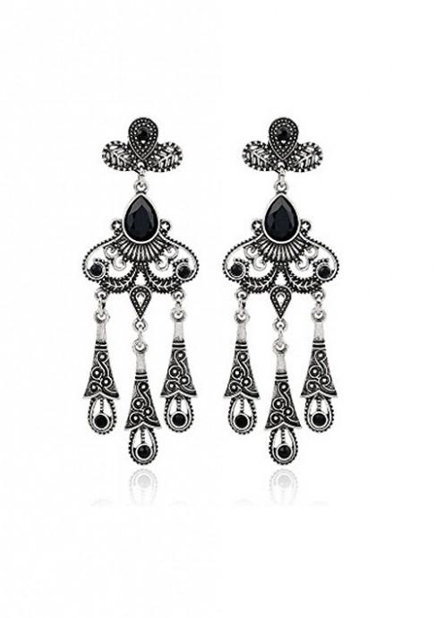 1920s Jewellery earrings accessory lx0187