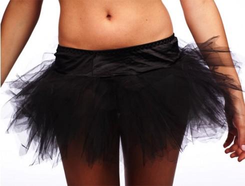 Black Tutu Petticoats 7008B