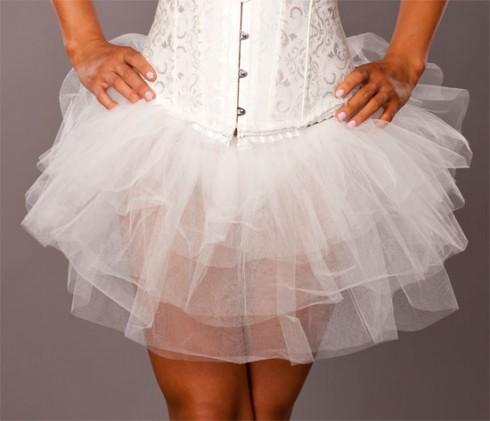 Tutu Petticoat 7018W