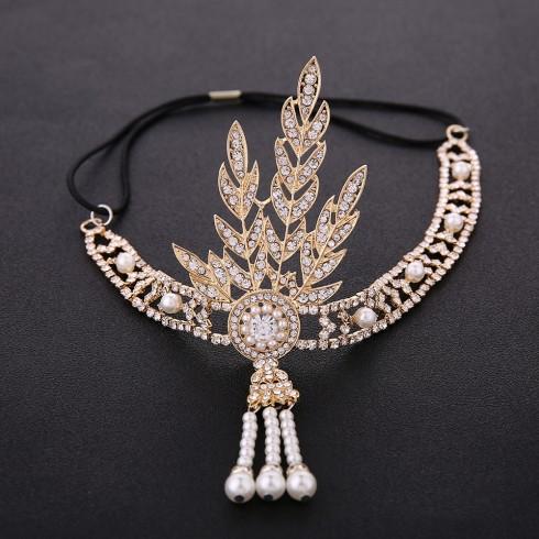 Gold-1920s-Headband-lx0014