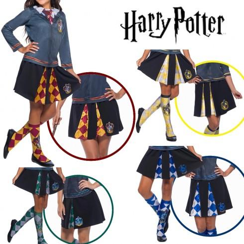 Hufflepuff Ravenclaw Gryffindor Slytherin Harry Potter Skirt