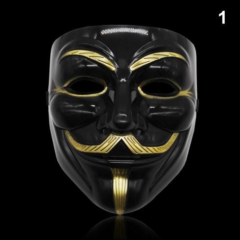 Black Vendetta Mask lx2025-1