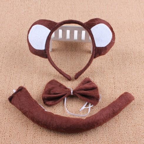 Kids A set of monkey costume accessory tt1081-2