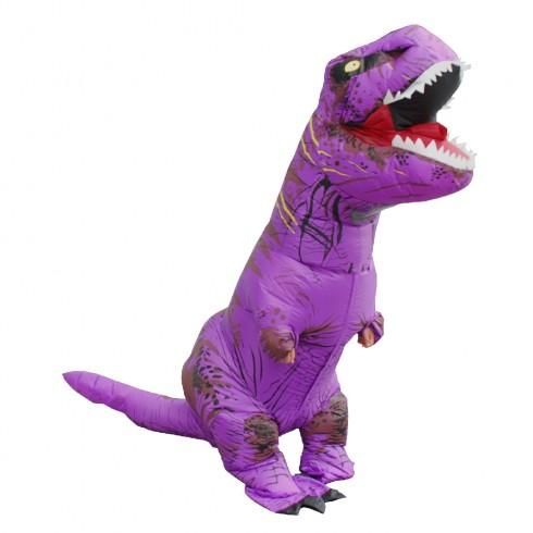 Purple T-REX Costume tt2001purple