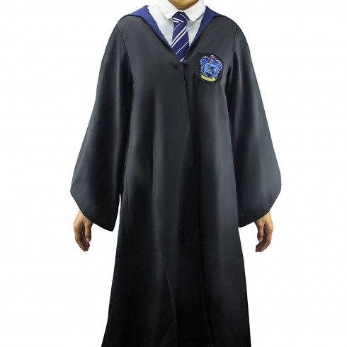 Ravenclaw  Boys Girls Harry Potter Kids Robe Costume Cosplay