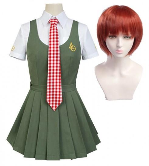 Girls Danganronpa Mahiru Koizumi Costume tt3155