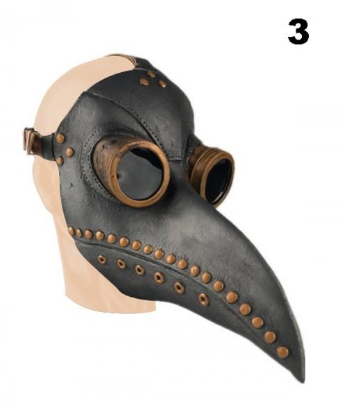 Plague Doctor Masker 2024-3