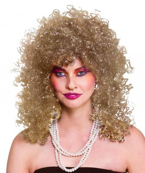Ladies 80s wild child wigs lx2028