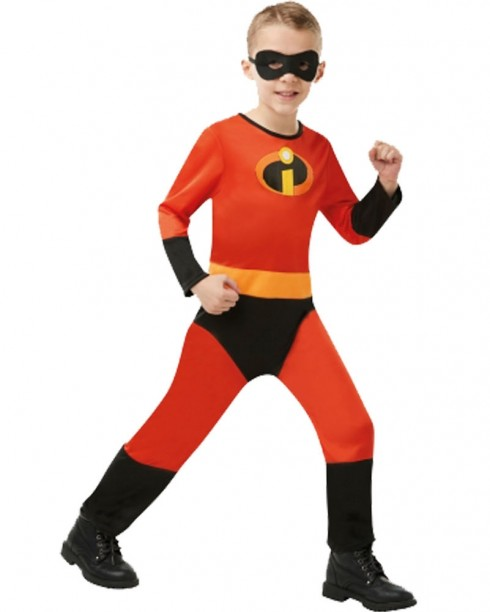 Incredibles 2 Jumpsuit Kids Costume