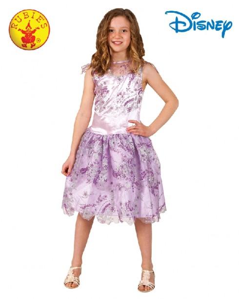 Child Deluxe MAL DESCENDANTS Isle Disney Costume Girls Fancy Dress Book Week Outfit