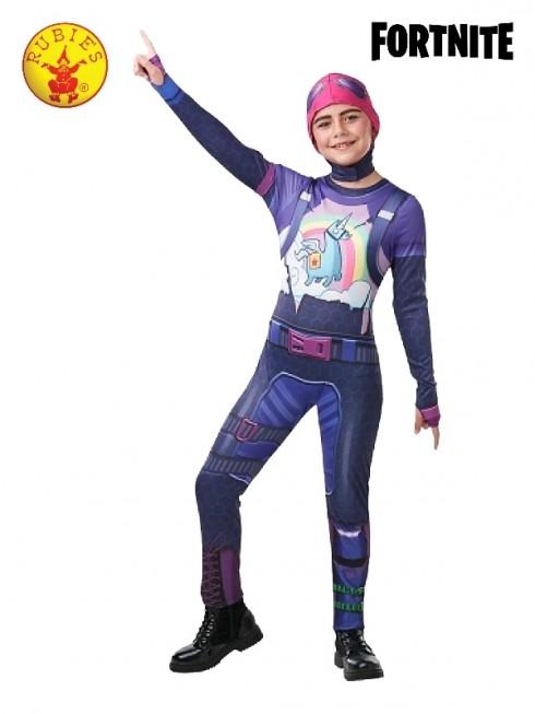 Kids Boys Girls Teen Costume Jumpsuit Brite Bomber Fortnite
