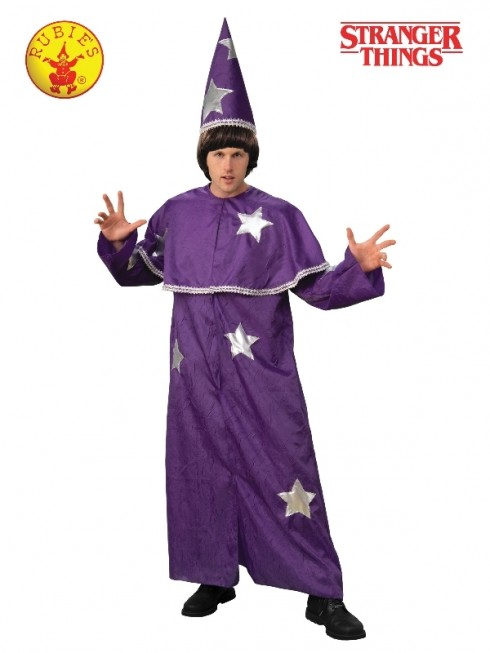 Will Wizard Outfit Child Boys Costume NEW Stranger Things Season 3 MENS