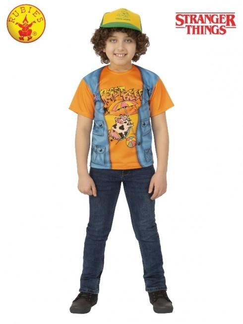 Child Teen Dustin Stranger Things Roast Beef Costume cl701022
