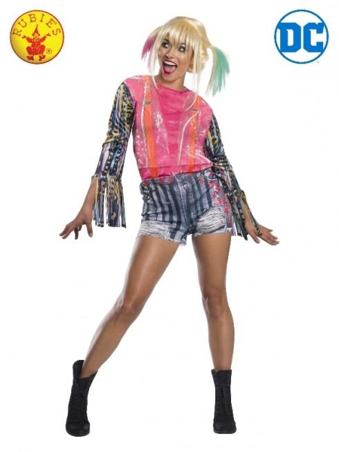 Harley Quinn Birds of Prey Ladies Costume cl702320