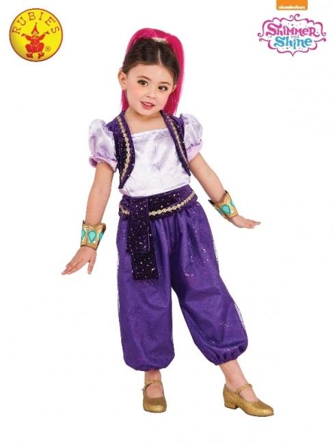 Girls Shimmer Deluxe Costume cl8091