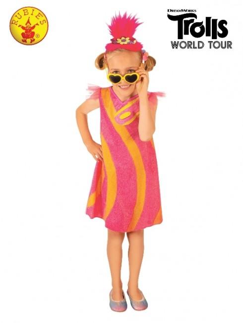 POPPY DELUXE TROLLS 2 POP COSTUME Kids