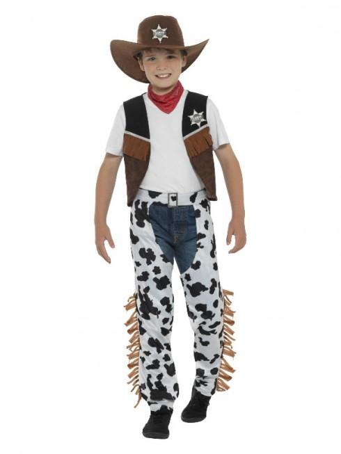 Kids Texan Cowboy Costume cs21481