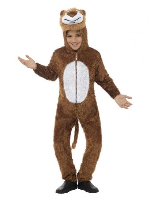 Kids Animal Lion Costume