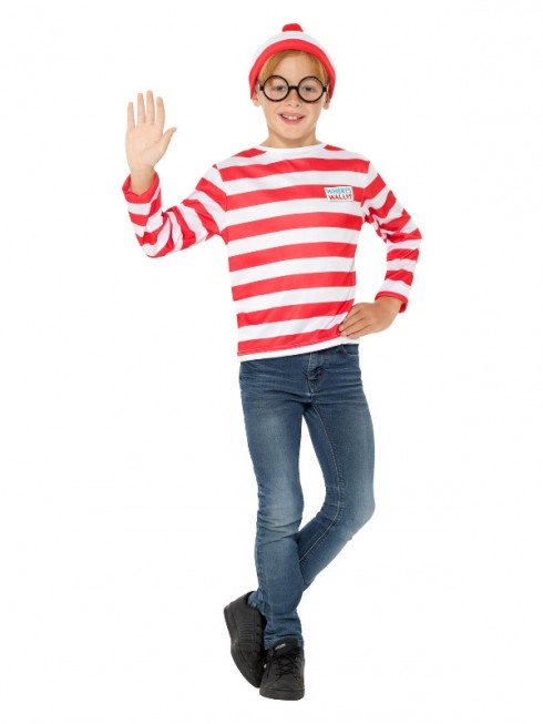 Where's Wally? Instant Kit Kids
