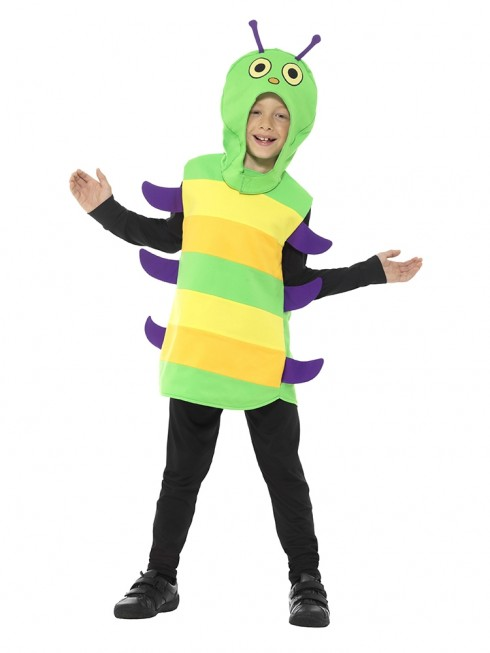 Caterpillar Costume KIDS cs43138