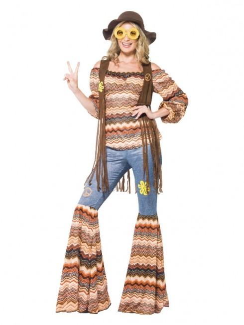 Harmony Hippie 60s Costume