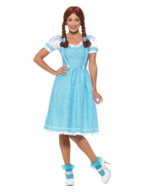 Wizard of Oz Kansas Country Girl Costume cs47301