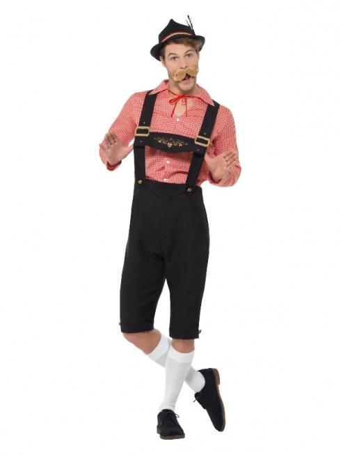 Bavarian Beer Guy Costume cs49664