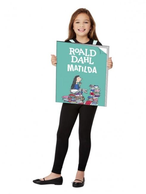 Matilda Cover Book Week Costume cs52457-2
